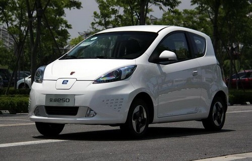 最近流行分时租赁!这三款新能源汽车助你出行无忧