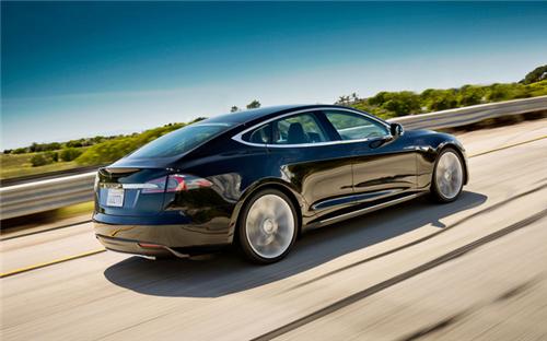 销量激增 看看美国7月最受欢迎电动汽车排行