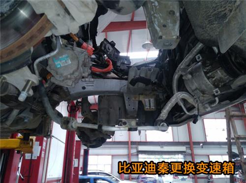 """深圳专车司机说:比亚迪""""秦""""就是一垃圾!"""