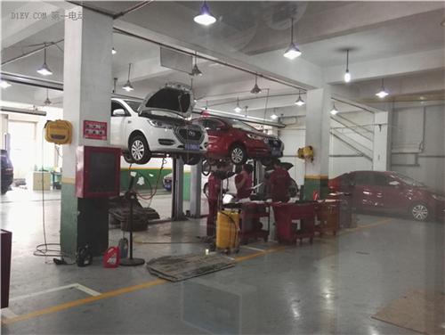 升级系统排查隐患!亲眼目睹我的江淮IEV5电动车体检全过程
