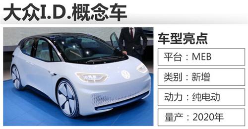 巴黎车展12款新能源车发布 向环保看齐