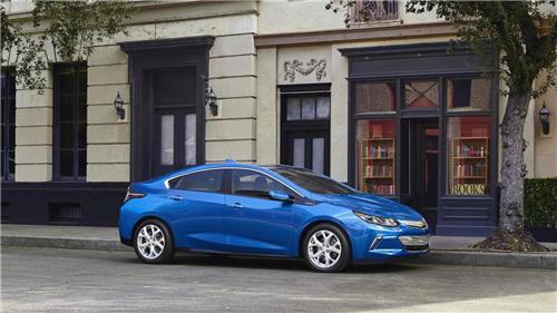 8月美国市场新能源汽车销量速递 通用领衔