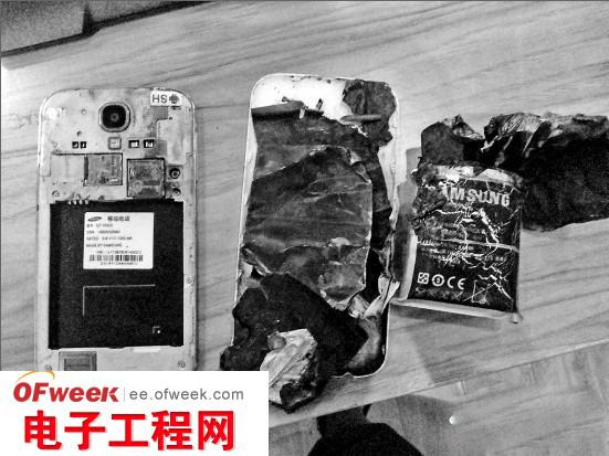 盘点近两个月手机自燃的产品(图文)