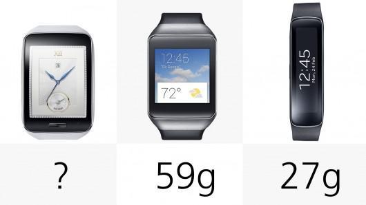 历代三星Gear智能手表全面对比评测