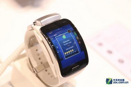 三星gear s智能手表