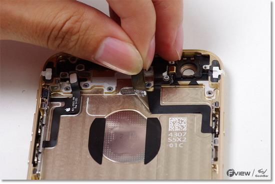 """苹果iphone6拆机深度评测:探索它的""""五脏六腑"""""""