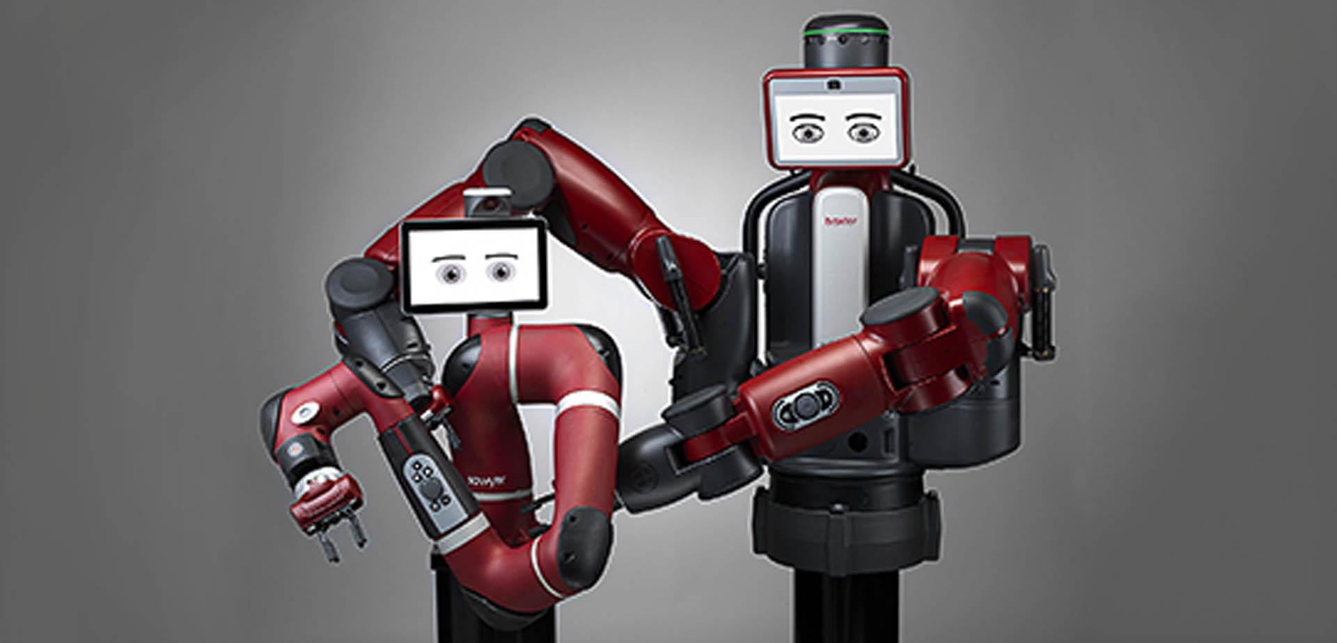 Sawyer和Baxter机器人