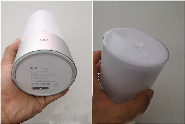 小米Yeelight床头灯评测:搭配手环使用更节能