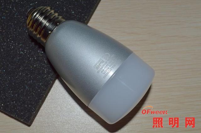 小米Yeelight一代灯泡评测:只适用小户型