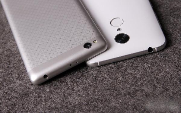 360手机f4/红米3对比评测:功能旗鼓相当 外形各具特色