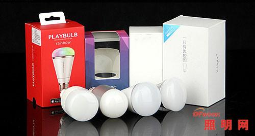 四款热门智能灯泡对比评测:谁能带给你最佳灯光体验?