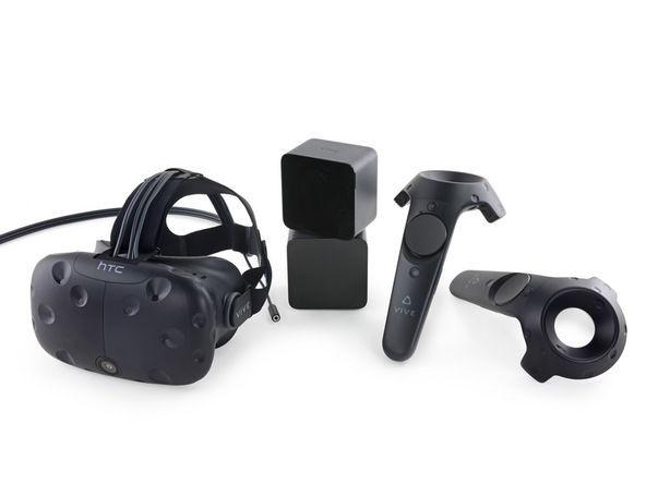 HTC Vive完全拆解评测:从芯片到传感器逐一分析