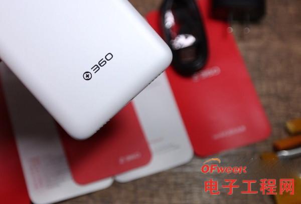 360手机N4拆解:做工精良 细节处见诚意