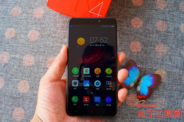 360强敌N4v强敌:面对魅蓝Note3/乐2等视频表现鸭叫手机图片
