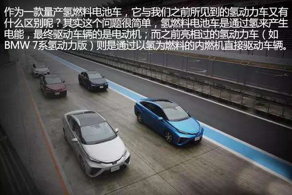 或是未来汽车真正雏形 丰田燃料电池技术解析