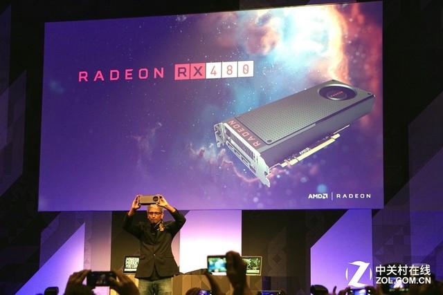 AMD RX 480显卡评测:与N厂GTX 1060何时交锋?