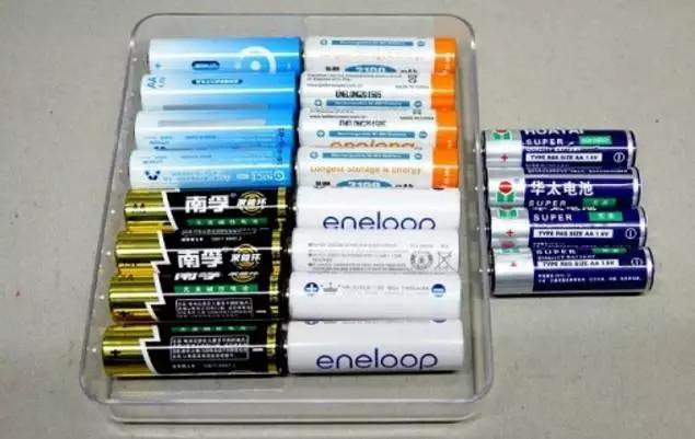 如何正确选择电池 碳性电池/碱性电池/锂铁电池有哪些区分?