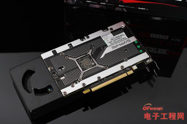 AMD RX470/RX460拆解:就是RX480换个银色皮肤、增加个背板?