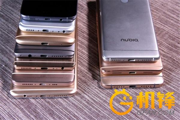 年中旗舰横评 三星S7 edge/华为P9 Plus/一加3/荣耀V8等十款手机对比评测
