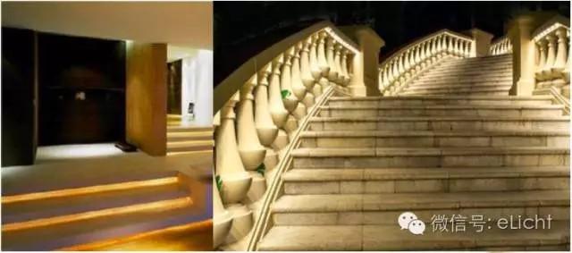 楼梯灯带接线图解