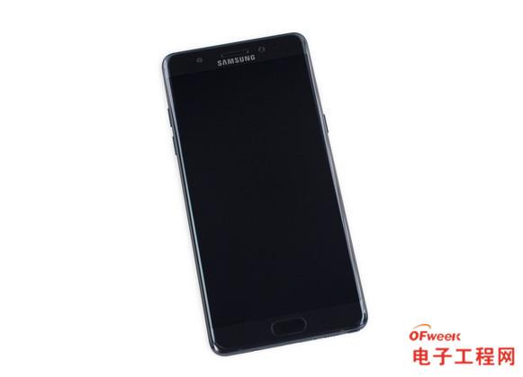 """三星Galaxy Note7拆解分析:做工、用料相比S7 Edge谁更""""旗舰""""?"""