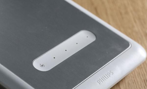 飞利浦晶亮LED台灯评测:为伏案阅读者设计