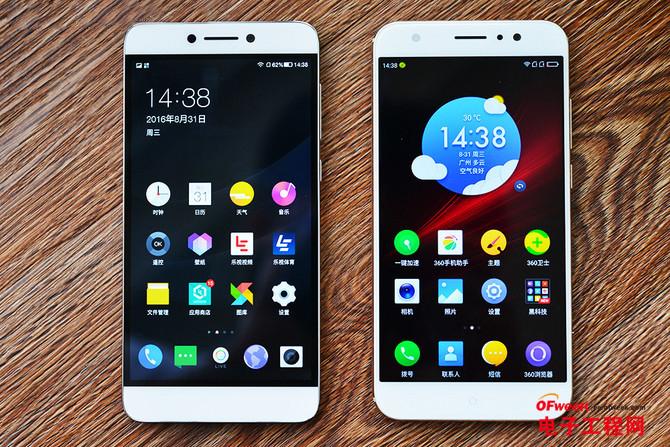 酷派cool1和360手机N4S对比评测:骁龙652对上联发科X20 谁能横扫千元市场?