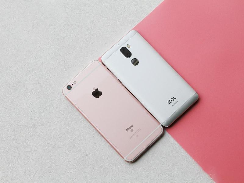 酷派cool1和iPhone6S Plus拍照对比评测:千元机双摄也要看齐iPhone 7 Plus
