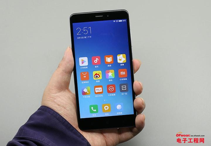 红米Note 4评测:综合体验可与红米Pro刚正面 高配版更超值