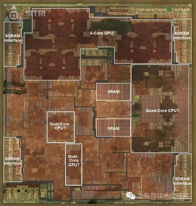 探秘苹果帝国的技术动向 A10 Fusion深入分析报告