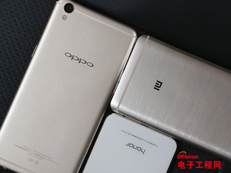 红米Pro/荣耀8/OPPO R9 Plus对比评测:全面对决看谁是2016年最值买的手机?