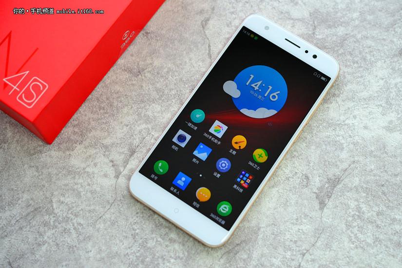 骁龙版360手机N4S开箱上手:外观设计依旧 骁龙625加身功耗、续航更出色