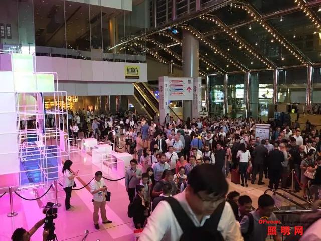 聚焦香港国际秋季灯饰展:群灯荟萃 谁最瞩目?