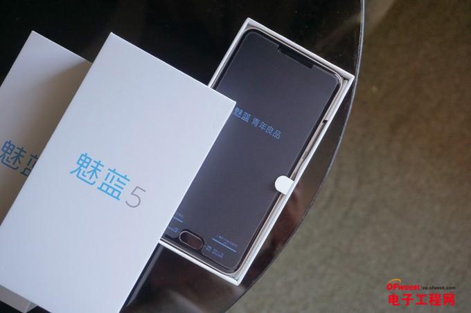 魅蓝5开箱上手:联发科MT6750+3070mAh电池 入门级手机好选择