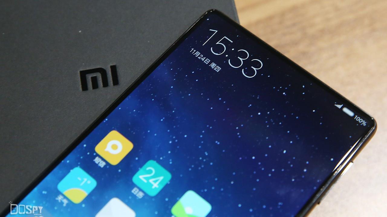 小米MIX评测:看见未来手机的缩影 一款颠覆性的智能手机