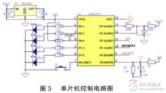 源系统硬件电路