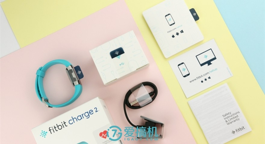 Fitbit Charge 2全面评测:最大卖点为心率传感器?
