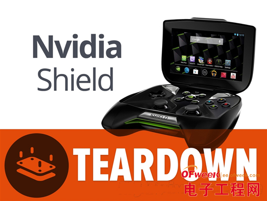 NVIDIA SHIELD掌机完全拆解(图文)