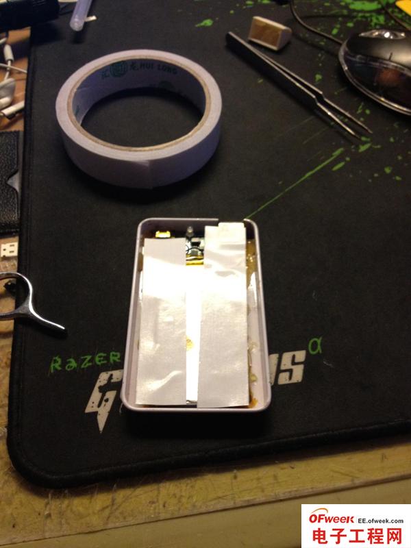 DIY:自制轻薄便携移动电源(图文)