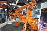 ABB工业机器人炫酷展示