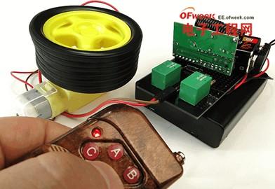 光驱电机接线图解