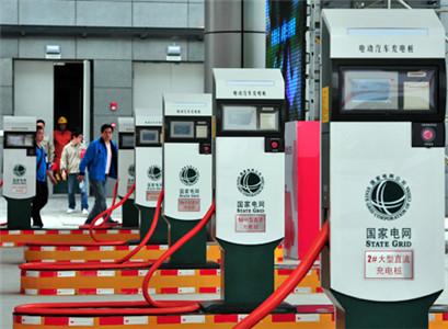 下一个新蓝海——新能源汽车充电市场加速前进